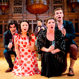 Cosi fan tutte Performers Photo 2